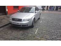 For sale my Audi A4 s line