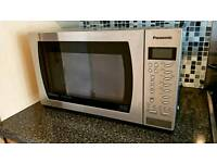 Panasonic All-in-One Microwave/Grill/Oven