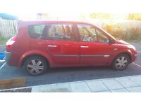 *REDUCED*Renault Grand scenic 7 seater