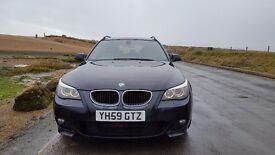 BMW 520d M Sport Touring Auto