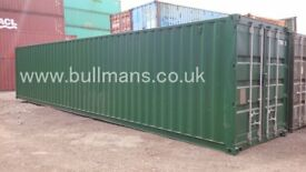 40ft second hand standard shipping containers - CSC plated, storage container, container for sale