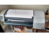 HP DesignJet 111 with Roll