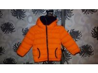 jacket for 3-4 years old boy