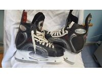 Easton Hockey Ice Skates Size 9.5 Mens