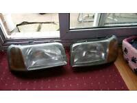 Land rover freelander Head lights
