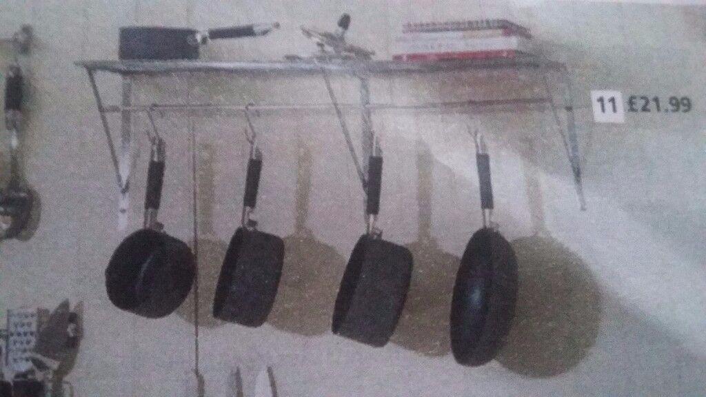 Pan rack & dishes rack