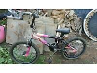 Girls BMX