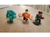 Disney infinity 1 figures excellent condition