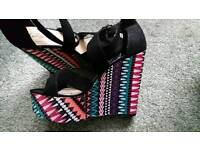 New look wedges size 7