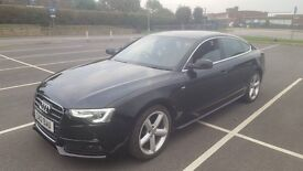 2012 Audi A5 S Line FACELIFT