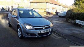 Vauxhall Astra 4x4 1.7 Diesel Urgent