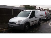 Ford transit connect 1.8 tdci 2008 roof rack