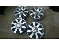 VW Golf Alloys Mk5 Golf & Mk1 Touran