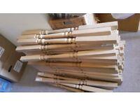 Richard Burbidge Solid Oak Staircase Spindle