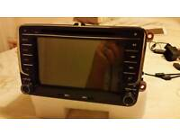 VW Double DIN Stereo/GPS - Android