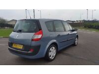 7 SEATER RENAULT GRAND SCENIC 1.6 MANUAL IN TOP CONDITION. 1 YEAR MOT. 2 PREVIOUS OWNERS. HPI CLEAR