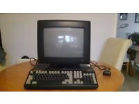 Sinclair PC200 Computer and Monitor - Vintage and Rare