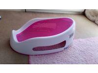 Angelcare Pink Bath Seat