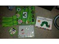 The very hungry caterpillar game board games