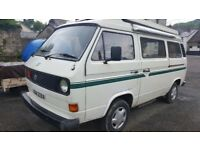 VwT25 campervan 1.9l aircooled petrol 7 months mot
