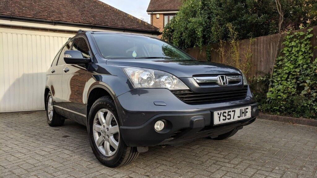 Honda CRV 57 plate 2 2 cdti, Diesel, FSH , 8 Months MOT, Android Auto &  Apple carplay inc whatsapp | in Bromley, London | Gumtree