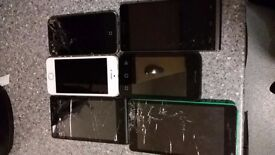 Iphone 5s & iphone 4s and other phones n bits