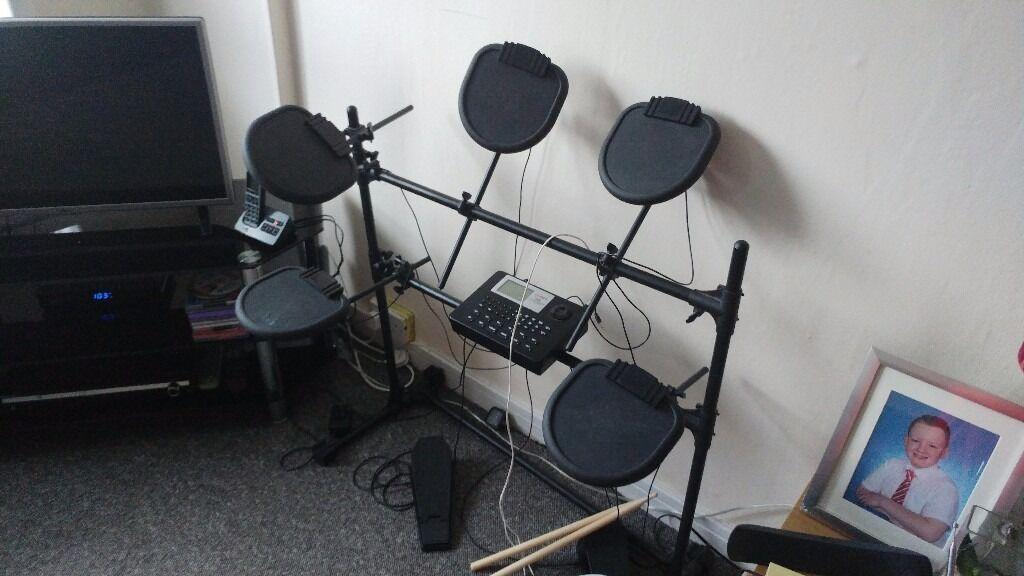 Ion idmo2 electronic drum set