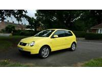 Volkswagon polo limited edition fsi 12 months mot new clutch low miles