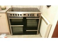 becko large oven
