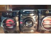 LG sound system great quality