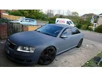 Audi a8 4.2 lpg