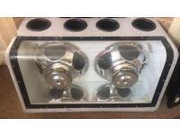 All speakers tyres mixer amplifier