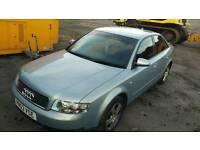Audi A4 1.9 Tdi Low Mileage PX