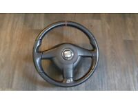 Cupra R 225 Steering Wheel + Airbag