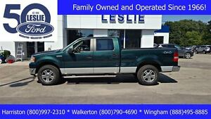 2007 Ford F-150 XLT 4X4 | Tow Pkg | 6-Disc CD/MP3