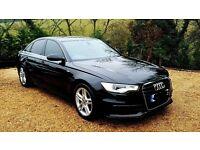 Audi a6 s-line black edition low milage