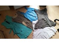 Bundle of women's clothing in size 12