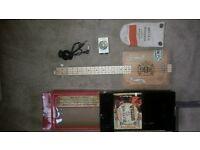 Blues Box Slide Guitar Kit, cigerette box amp