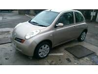 2004 No ssan Micra 1.2 excellent condition with free warranty