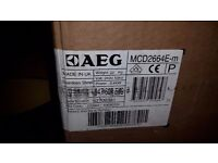 AEG built in microwave brand new factory sealed