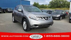 2011 Nissan Murano SL Traction intégrale AWD  CUIR TOIT