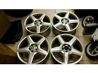 Genuine Mercedes amg alloy wheels 18 inch