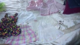 Like new bundle if clothes for girls