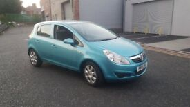 2010 VAUXHALL CORSA 1.4 AUTOMATIC LOW MILEGE SERVICE HISTORY 12 MONTH M.O.T