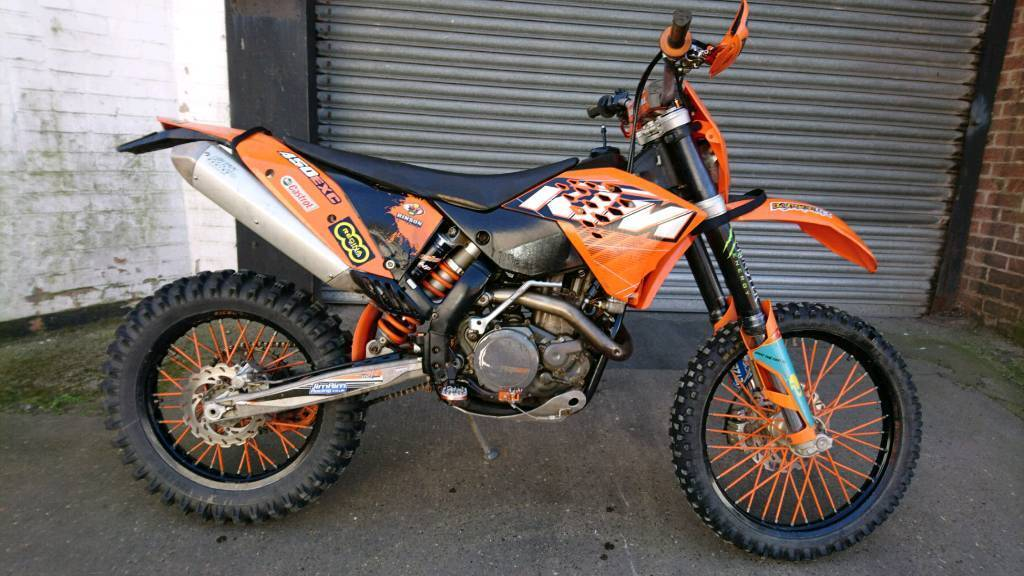 2008 ktm 450 exc r swap for 2 stroke in huthwaite. Black Bedroom Furniture Sets. Home Design Ideas