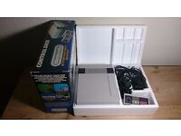 BOXED NINTENDO NES CONSOLE WITH 2 CONTROLLERS