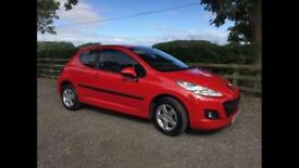2009 Peugeot 207, 1.4 only 47 000 miles