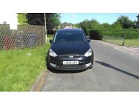 2008 | Ford Galaxy | LX TDCI | Black | Automatic | Diesel | 7 Seater | EXCELENT CONDITION