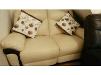 two seater settee recliner