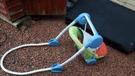 Baby seat for garden